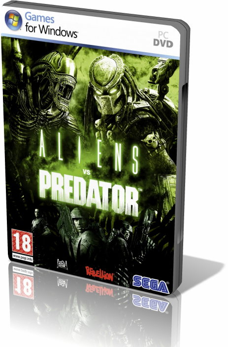 Кряк для Aliens vs. Predator 2010 (для тех у кого были проблемами с
