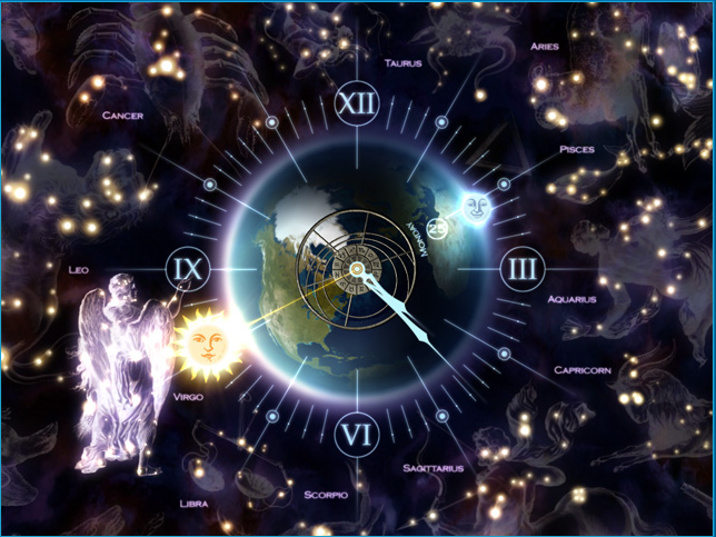 Скачать Zodiac Clock 3D Screensaver 1.0.0.2 бесплатно. Zodiac signs Screen