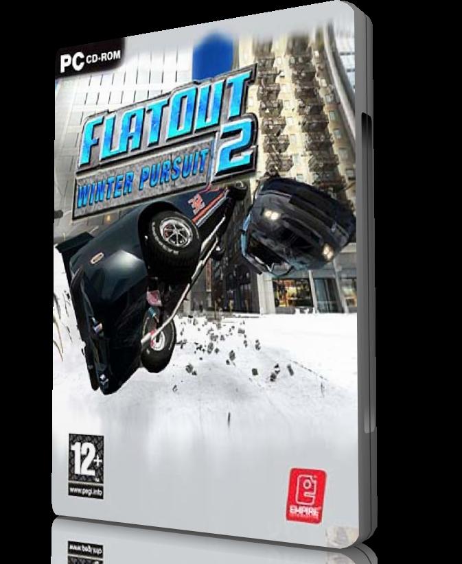 Информация об игре Название: FlatOut2 - Winter Pursuit RePack от R.G. ReCod