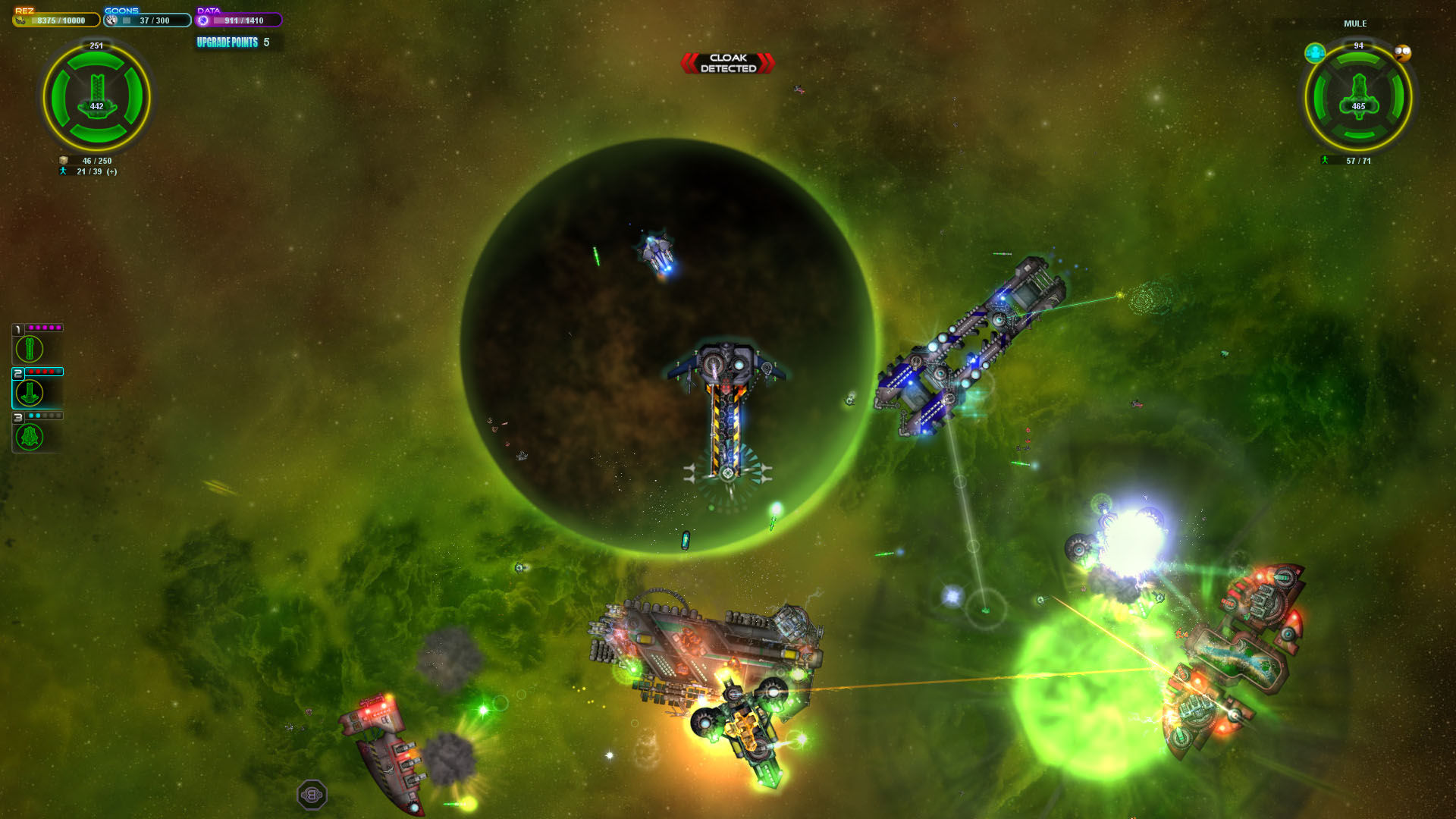 Space Pirates and Zombies (Steam key / Region Free) .