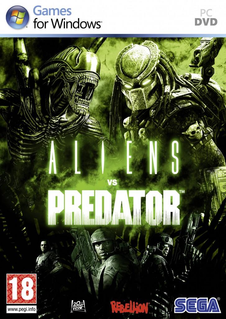 Информация об игре Оригинальное название Aliens vs. Predator Жанр