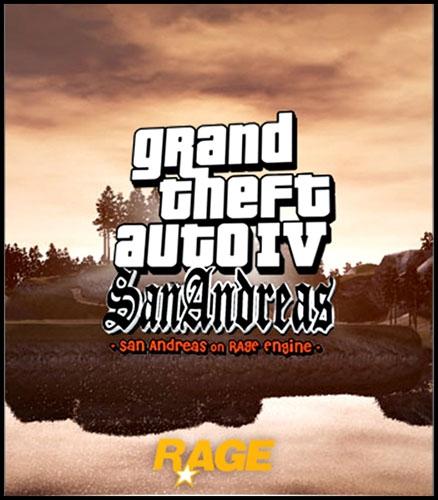 GTA IV San Andreas BETA 3 - Это проект конвертирование для GTA IV и Эпизодо