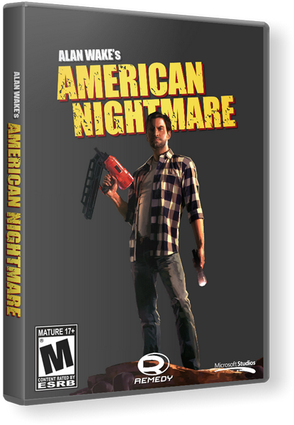 Alan Wake's: American Nightmare (Microsoft) (Eng/Rus) [RePack By R.G. Black Box]
